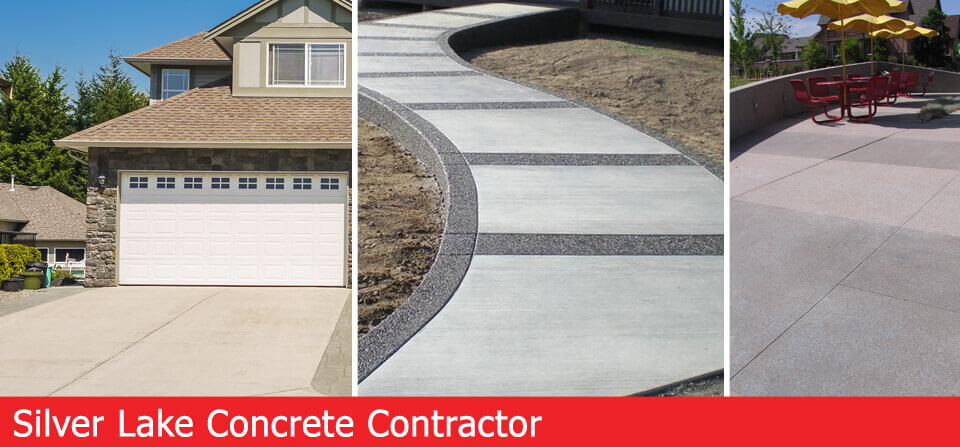 silver lake concrete contractor